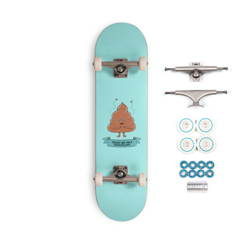 Funny Accessories Complete - Basic Skateboard by coffeeman's Artist Shop
