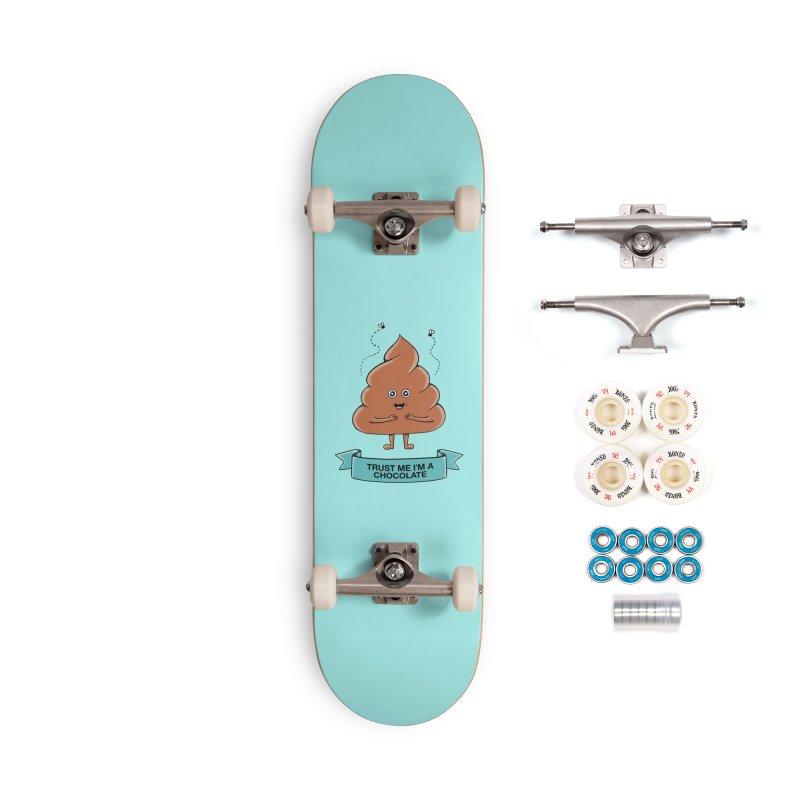 Funny Accessories Complete - Premium Skateboard by coffeeman's Artist Shop