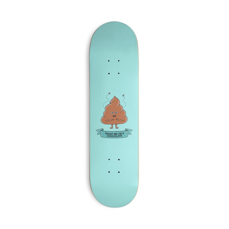 Funny Accessories Deck Only Skateboard by coffeeman's Artist Shop