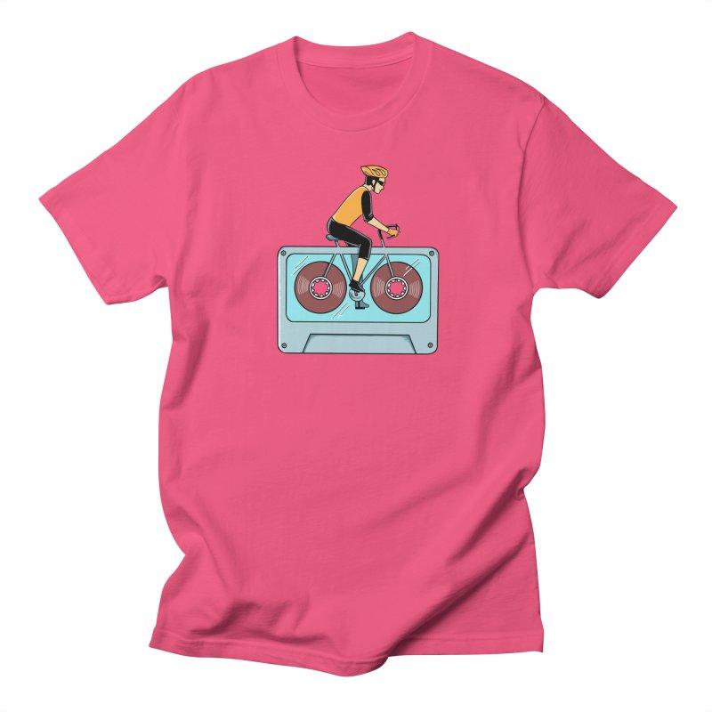 Bicycle Women's Regular Unisex T-Shirt by coffeeman's Artist Shop