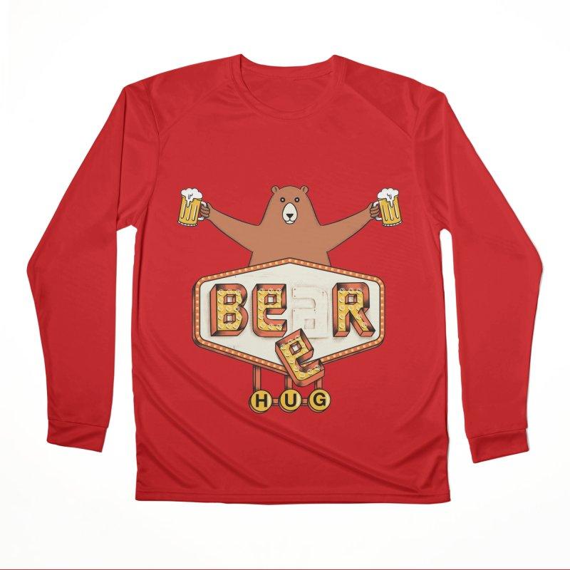 Beer Women's Performance Unisex Longsleeve T-Shirt by coffeeman's Artist Shop