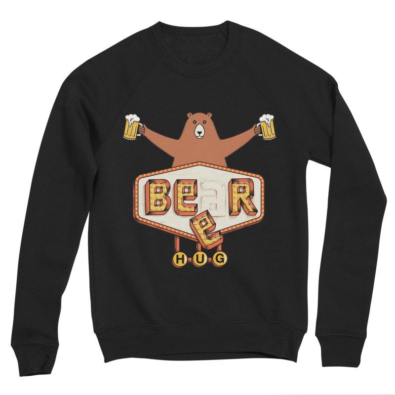 Beer Men's Sponge Fleece Sweatshirt by coffeeman's Artist Shop