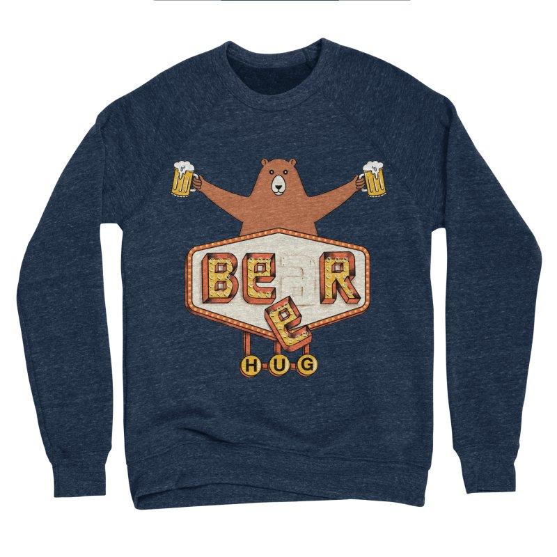 Beer Women's Sponge Fleece Sweatshirt by coffeeman's Artist Shop
