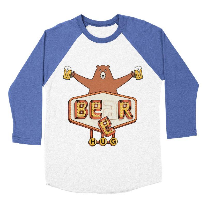 Beer Women's Baseball Triblend Longsleeve T-Shirt by coffeeman's Artist Shop