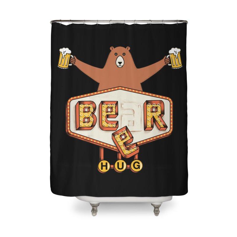Beer Home Shower Curtain by coffeeman's Artist Shop