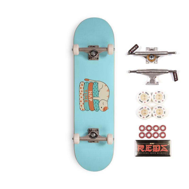 Cats Accessories Complete - Pro Skateboard by coffeeman's Artist Shop