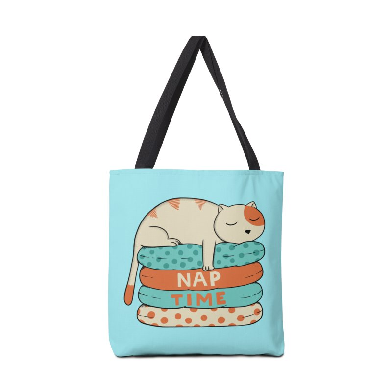 Cats Accessories Tote Bag Bag by coffeeman's Artist Shop