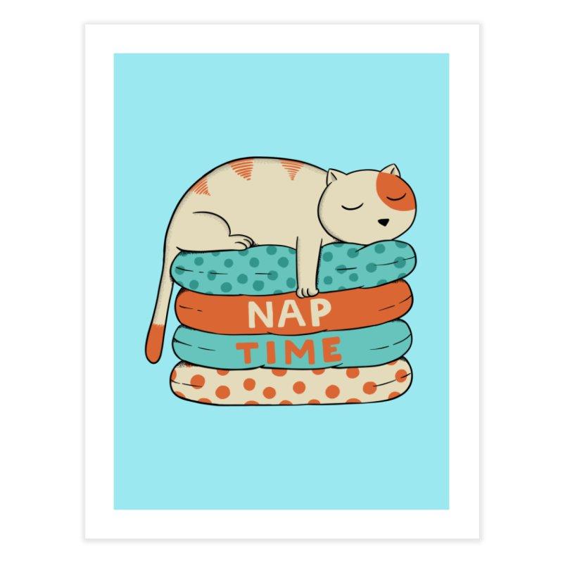 Cats Home Fine Art Print by coffeeman's Artist Shop