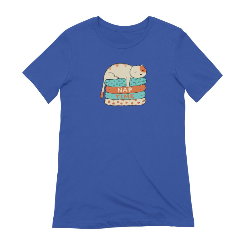 Cats Women's Extra Soft T-Shirt by coffeeman's Artist Shop