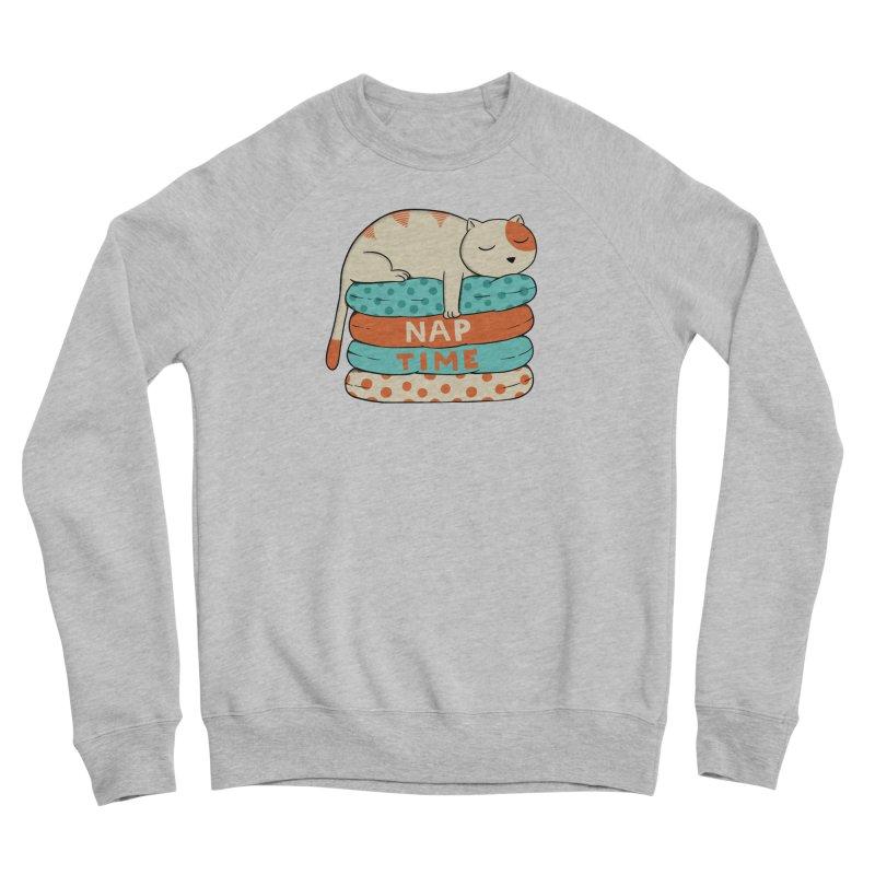 Cats Men's Sponge Fleece Sweatshirt by coffeeman's Artist Shop