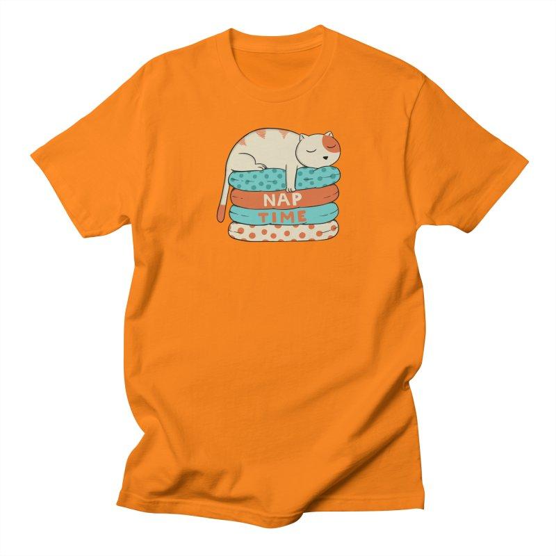 Cats Women's Regular Unisex T-Shirt by coffeeman's Artist Shop