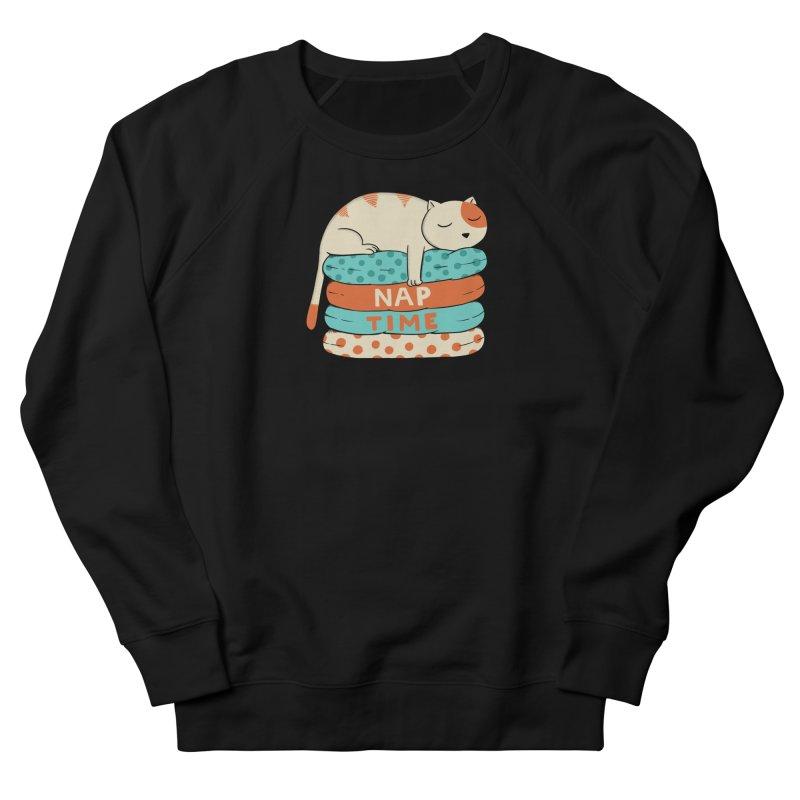 Cats Men's French Terry Sweatshirt by coffeeman's Artist Shop