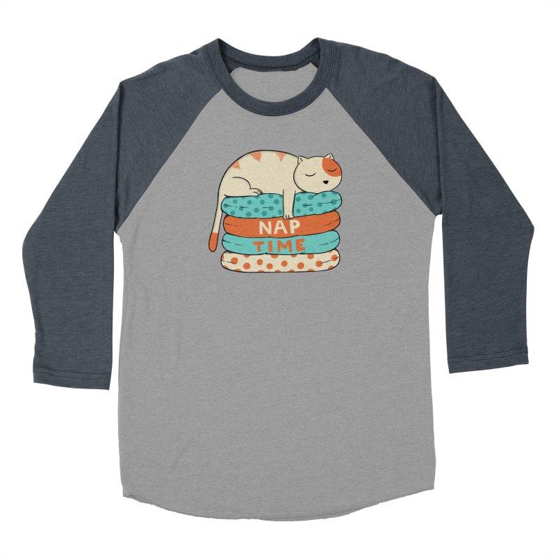 Cats Women's Baseball Triblend Longsleeve T-Shirt by coffeeman's Artist Shop