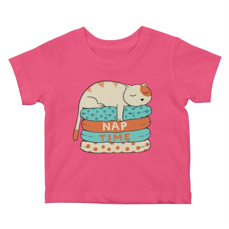 Cats Kids Baby T-Shirt by coffeeman's Artist Shop
