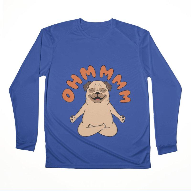 Dog Women's Performance Unisex Longsleeve T-Shirt by coffeeman's Artist Shop