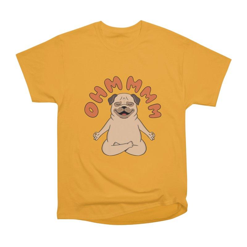 Dog Women's Heavyweight Unisex T-Shirt by coffeeman's Artist Shop