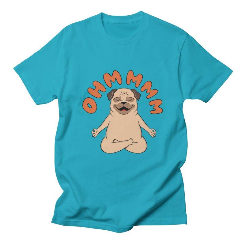 Dog Women's Regular Unisex T-Shirt by coffeeman's Artist Shop