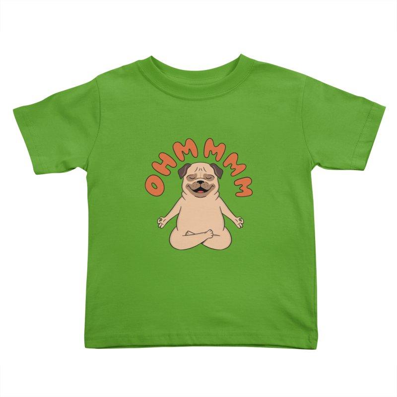 Dog Kids Toddler T-Shirt by coffeeman's Artist Shop