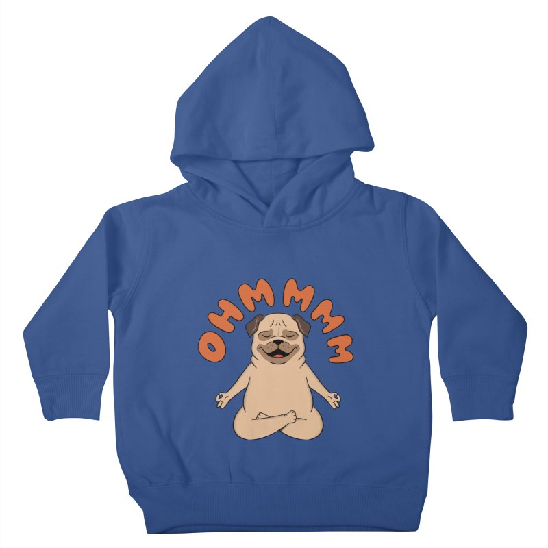 Dog Kids Toddler Pullover Hoody by coffeeman's Artist Shop