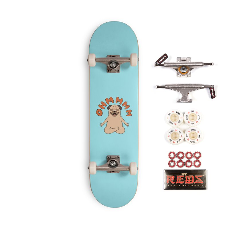 Dog Accessories Complete - Pro Skateboard by coffeeman's Artist Shop