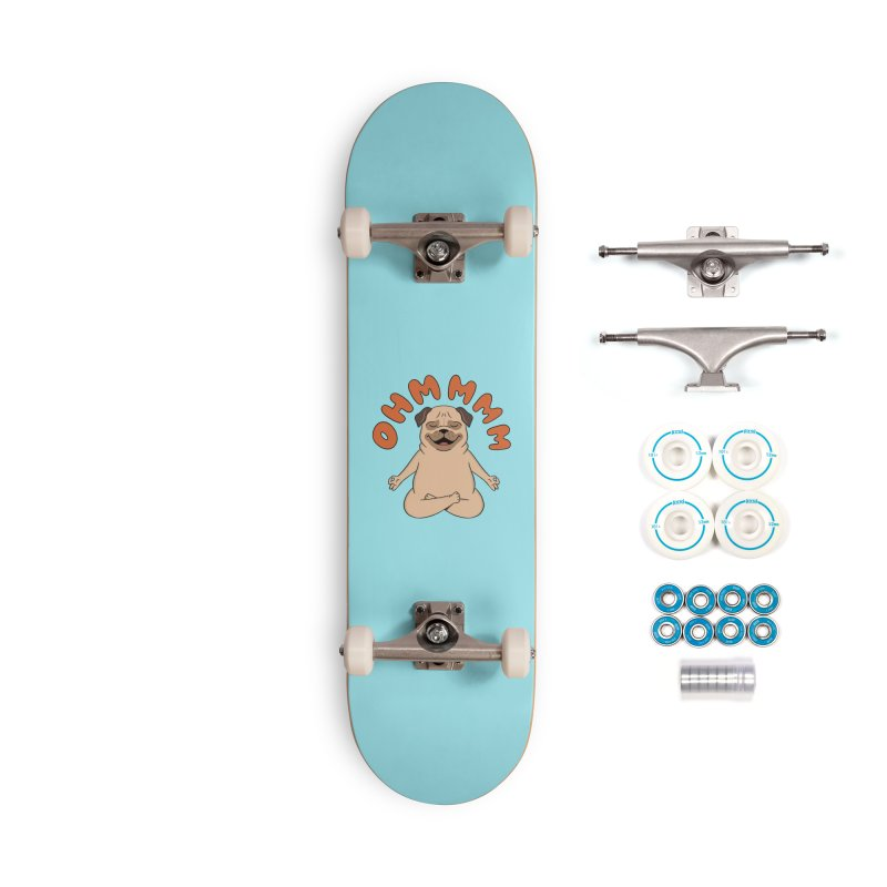 Dog Accessories Complete - Basic Skateboard by coffeeman's Artist Shop
