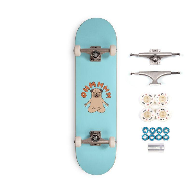 Dog Accessories Complete - Premium Skateboard by coffeeman's Artist Shop