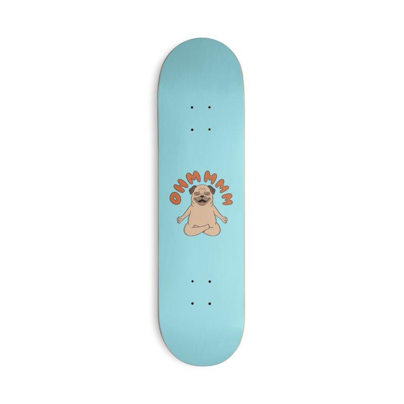 Dog Accessories Deck Only Skateboard by coffeeman's Artist Shop
