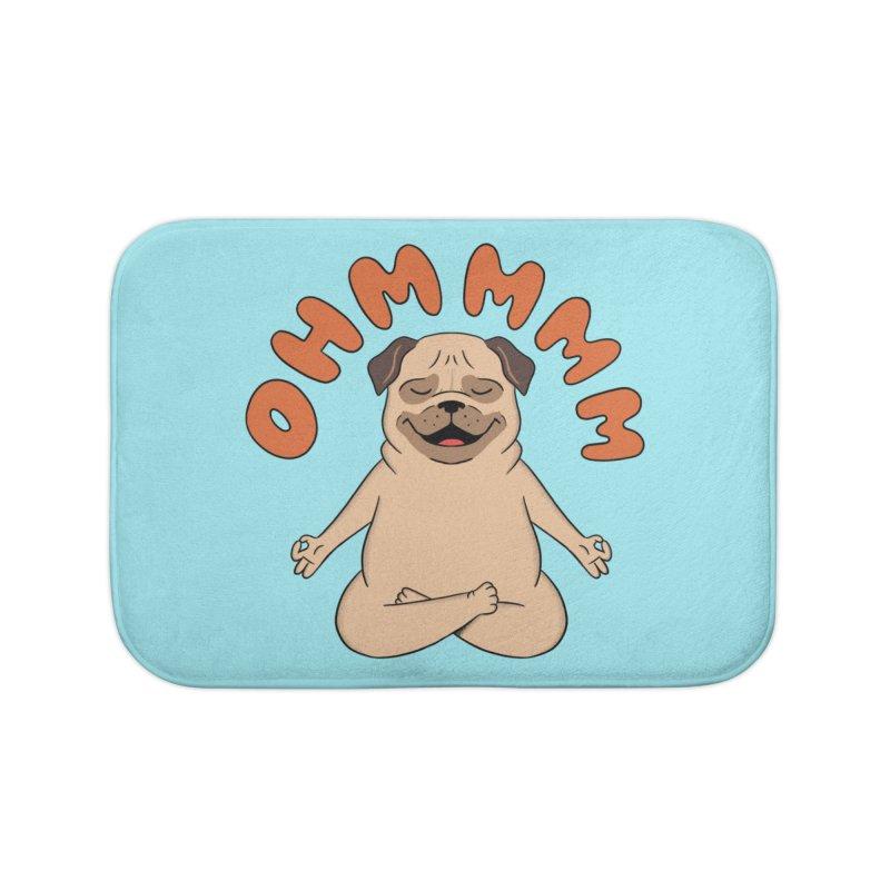 Dog Home Bath Mat by coffeeman's Artist Shop