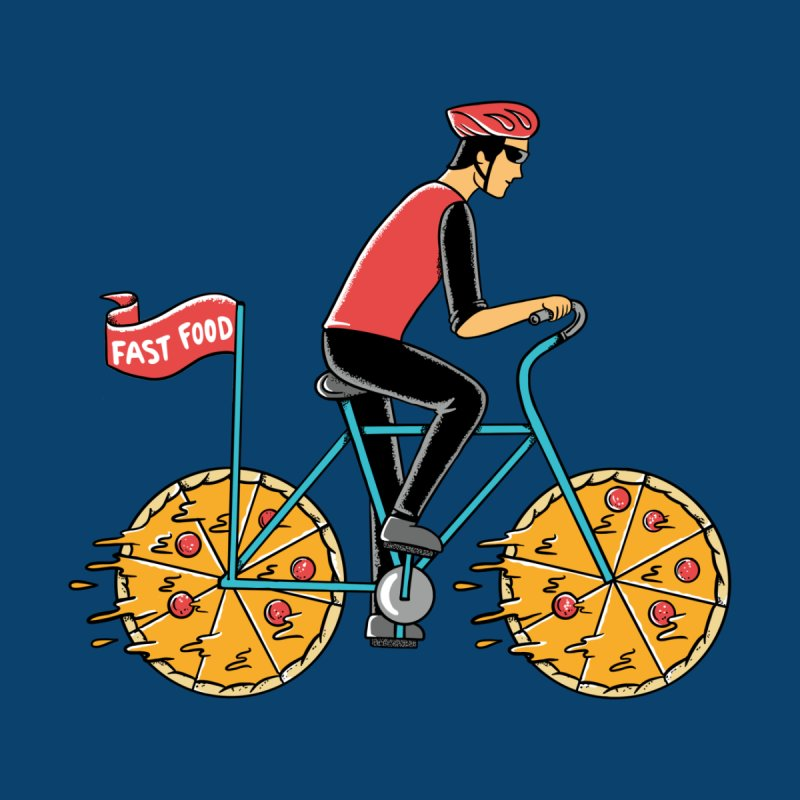 Pizza Bicycle by coffeeman's Artist Shop