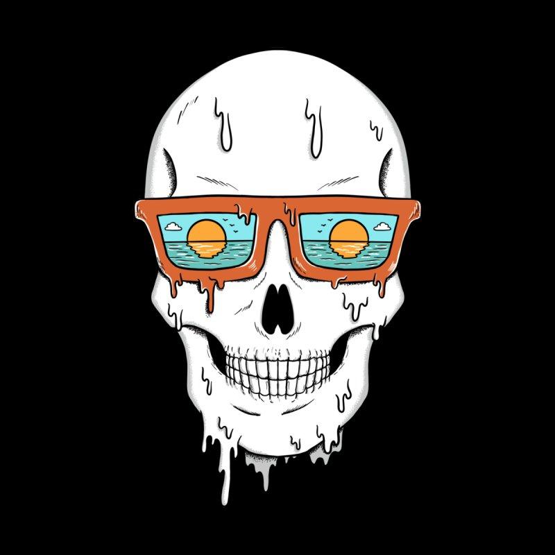 Skull Women's Tank by coffeeman's Artist Shop
