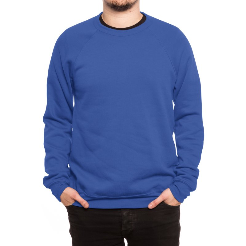 Blank Men's Sweatshirt by coffeeman's Artist Shop