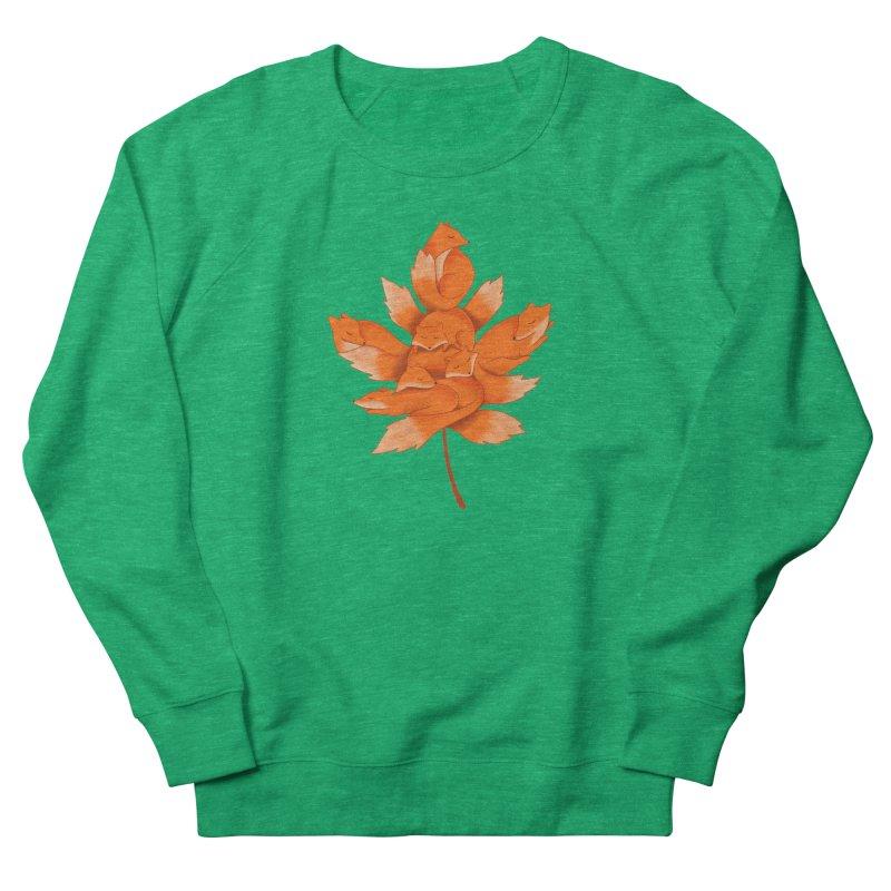 Fox Women's Sweatshirt by coffeeman's Artist Shop