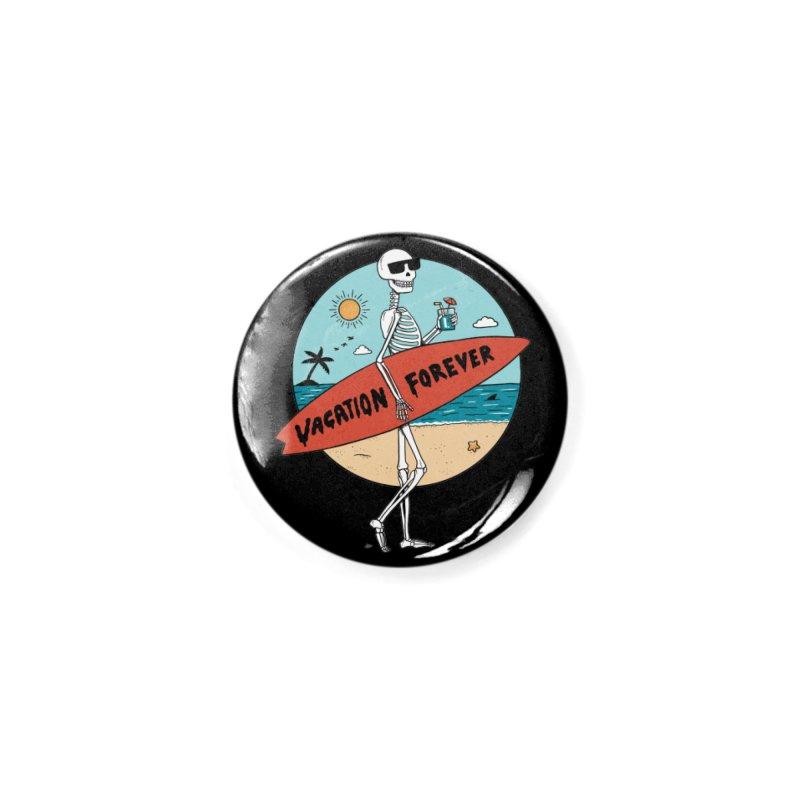 Skull Accessories Button by coffeeman's Artist Shop