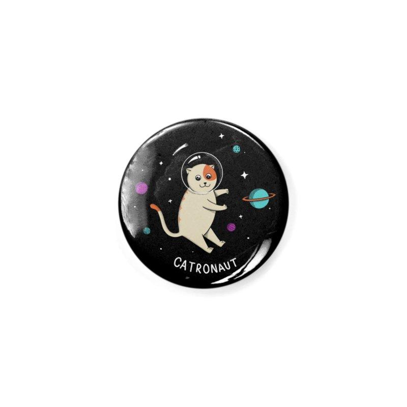 Cat Accessories Button by coffeeman's Artist Shop