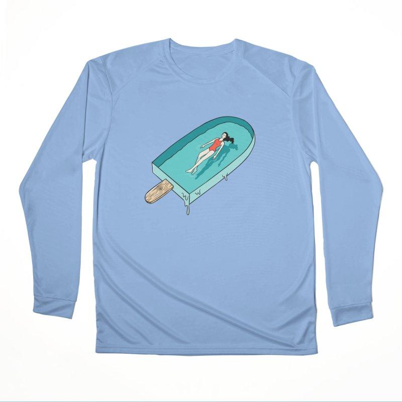 Afloat relax Men's Longsleeve T-Shirt by coffeeman's Artist Shop