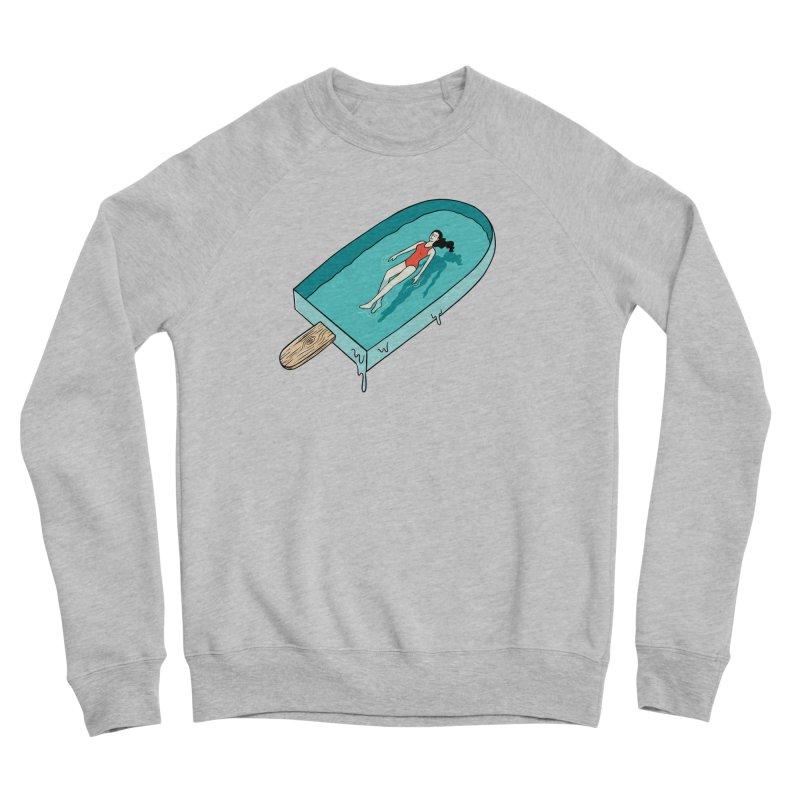 Afloat relax Women's Sponge Fleece Sweatshirt by coffeeman's Artist Shop