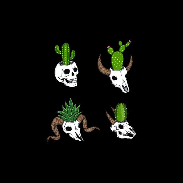 image for Cactus skulls