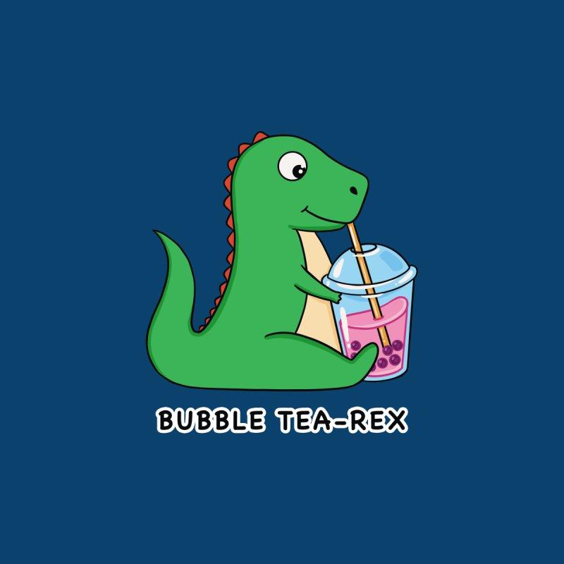 Dinosaur Tea Rex Home Tapestry by coffeeman's Artist Shop