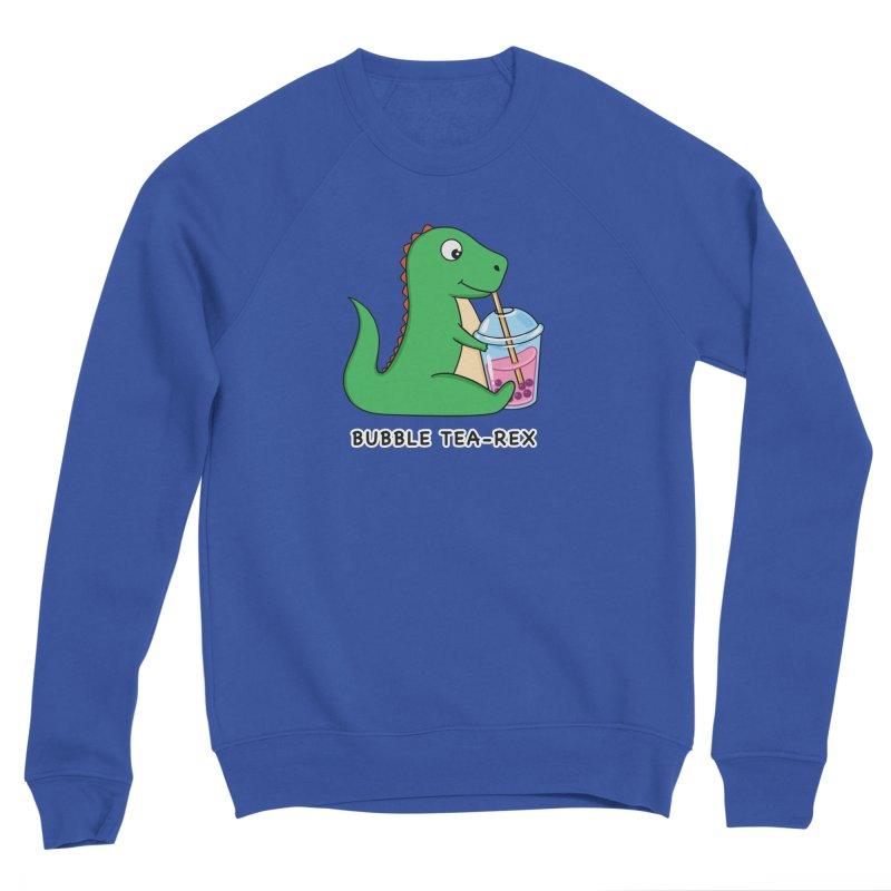 Dinosaur Tea Rex Women's Sweatshirt by coffeeman's Artist Shop
