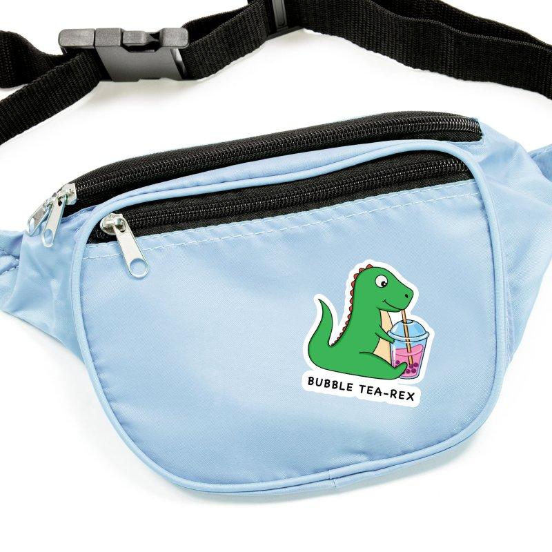 Dinosaur Tea Rex Accessories Sticker by coffeeman's Artist Shop