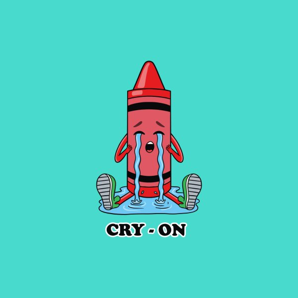 image for Funny Cry-on