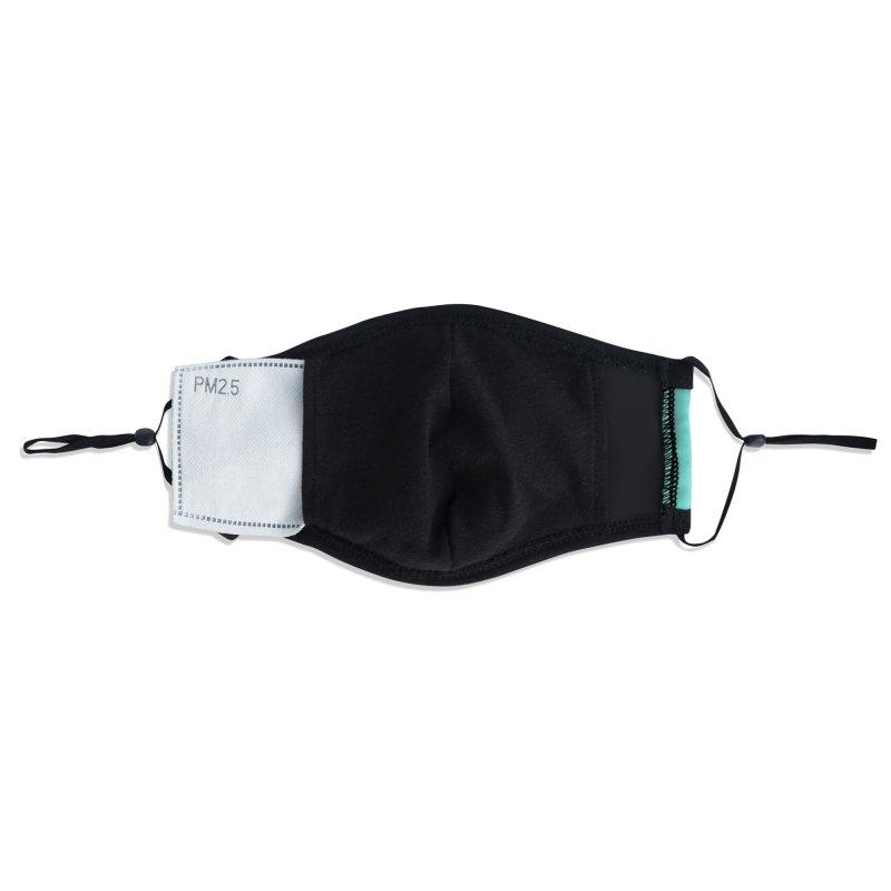 Pirat Accessories Face Mask by coffeeman's Artist Shop