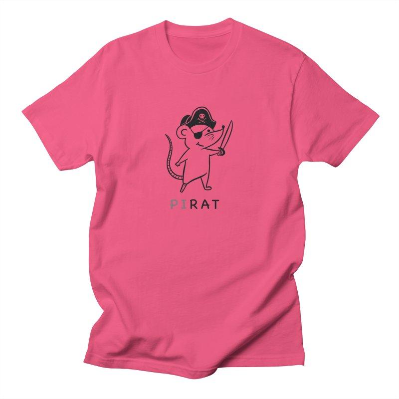 Pirat Men's T-Shirt by coffeeman's Artist Shop