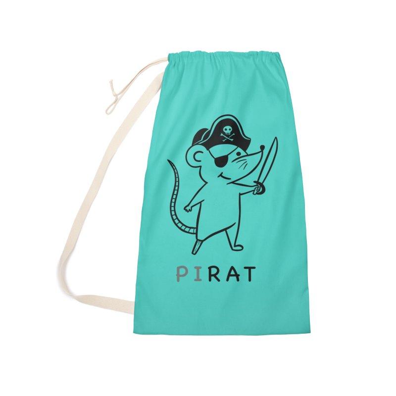 Pirat Accessories Bag by coffeeman's Artist Shop