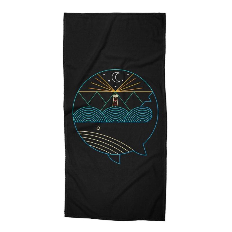 Nature Accessories Beach Towel by coffeeman's Artist Shop