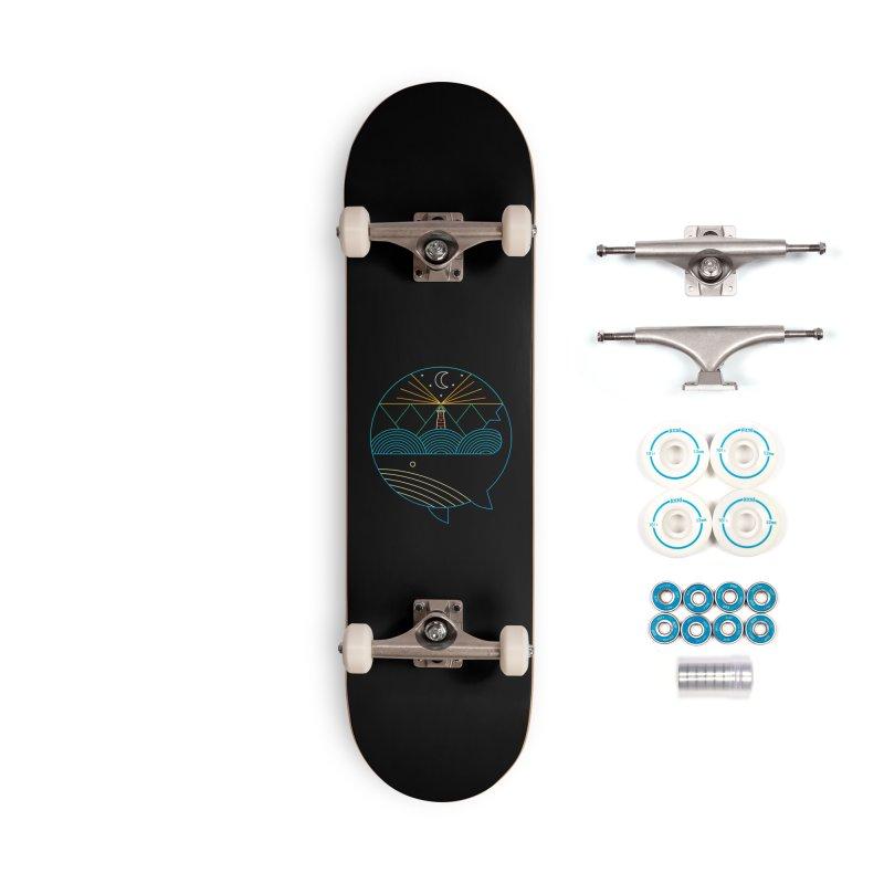 Nature Accessories Skateboard by coffeeman's Artist Shop