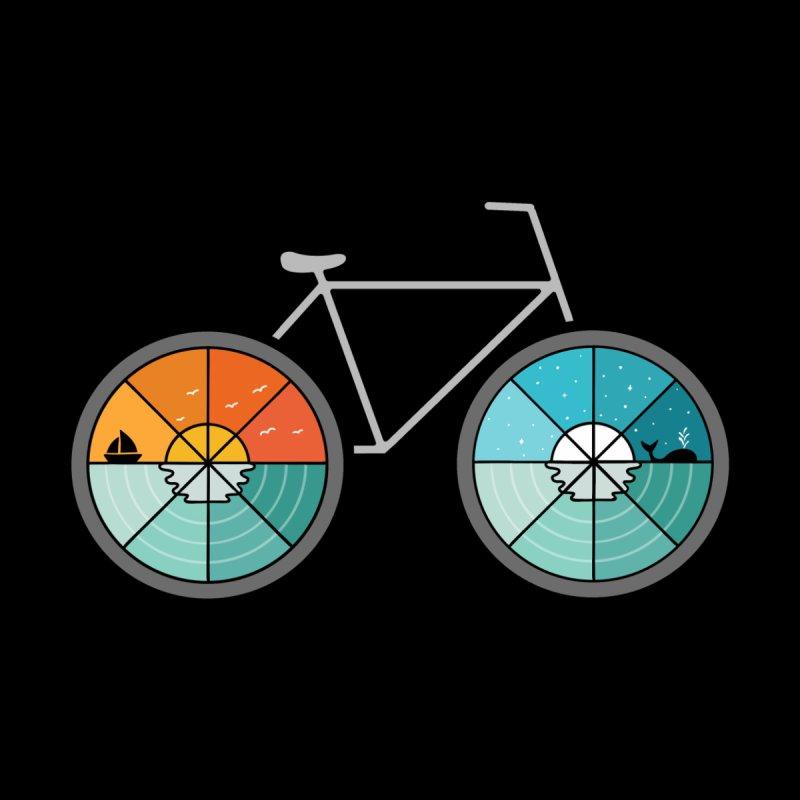 Bicycle Men's T-Shirt by coffeeman's Artist Shop