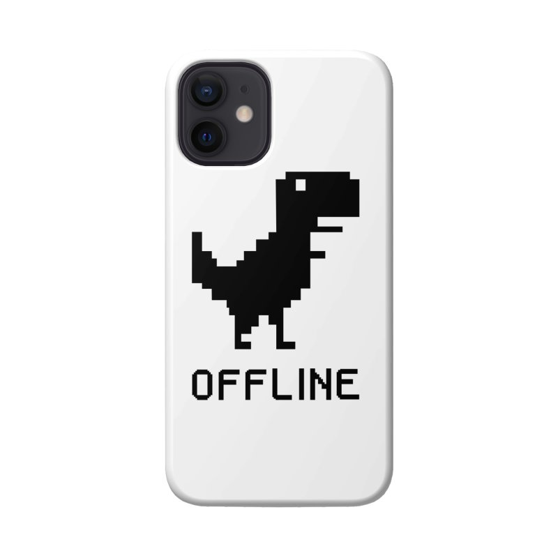 Dinosaur Accessories Phone Case by coffeeman's Artist Shop