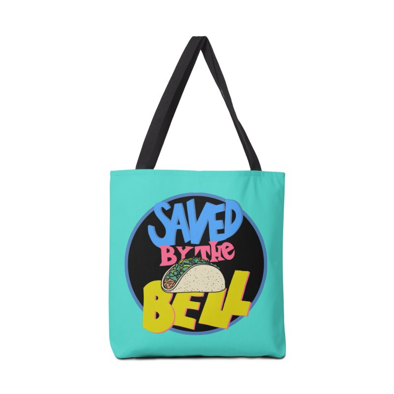 taco Accessories Tote Bag Bag by coffeeman's Artist Shop