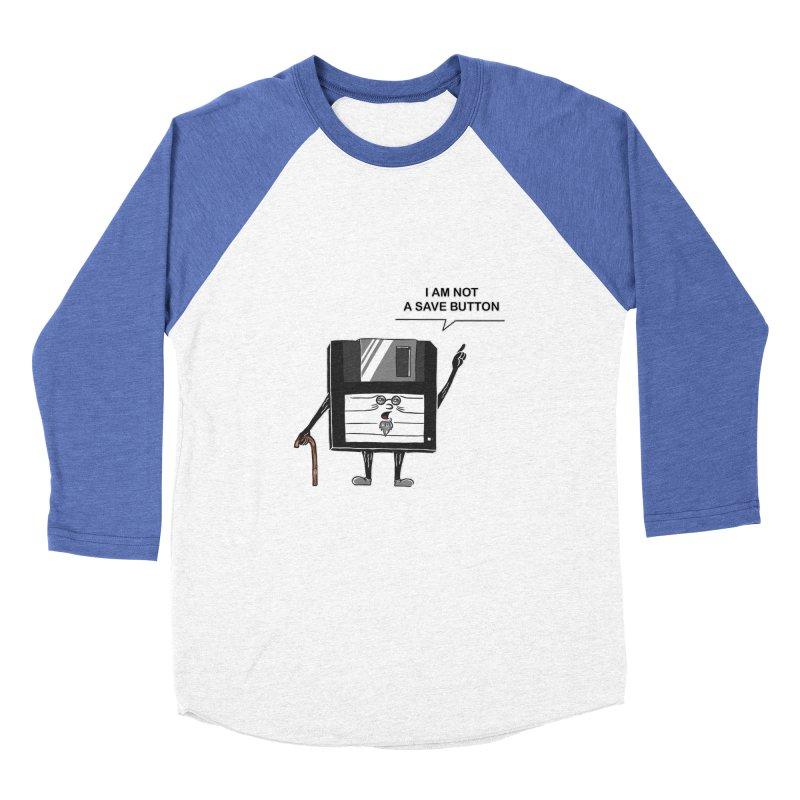 geek Women's Baseball Triblend Longsleeve T-Shirt by coffeeman's Artist Shop
